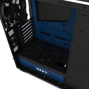 Carcasa NZXT H440 EnVyUS Black Blue
