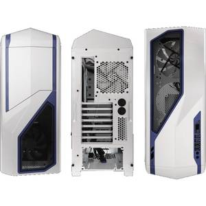 Carcasa NZXT Phantom 410 White Blue