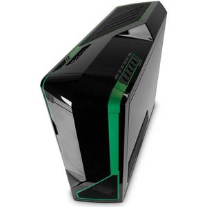 Carcasa NZXT Phantom Black Green