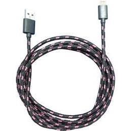 PQI cablu Lightning Apple mesh