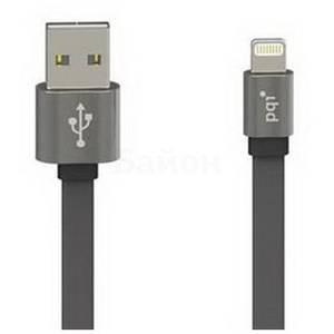 PQI Cablu USB-Lightning Apple metallic