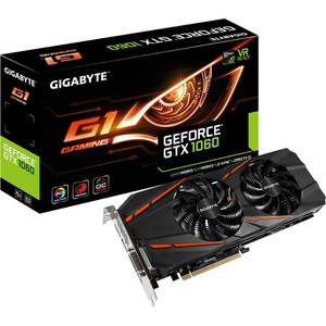 Placa video Gigabyte nVidia GeForce GTX 1060 G1 GAMING 3GB DDR5 192bit