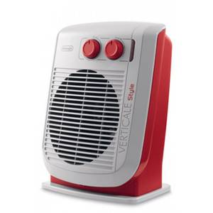 Aeroterma Delonghi HVF3030M Style 2000W Red / Grey