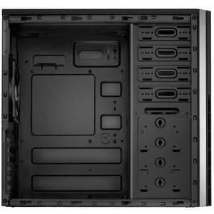 Carcasa Antec VSK-4000B-U3/U2 Black