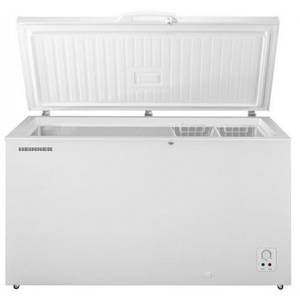 Lada frigorifica Heinner HCF-420A+ 420l alba