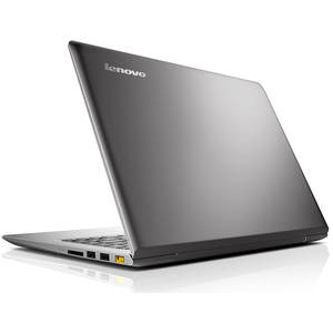 Laptop Lenovo U330p 13.3 inch HD Intel Core i5-4200U 8GB DDR3 500GB+8GB SSHD Windows 8.1 Grey Renew