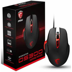Mouse MSI Interceptor DS300 GAMING
