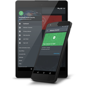 Antivirus BitDefender Mobile Security Android