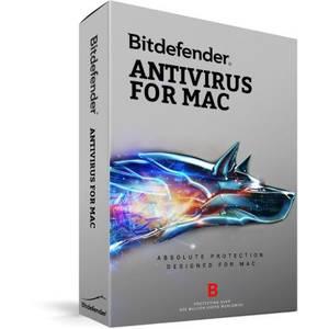 Antivirus BitDefender for MAC 3 useri