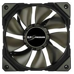 Ventilator Enermax D.F. Pressure 12cm Black