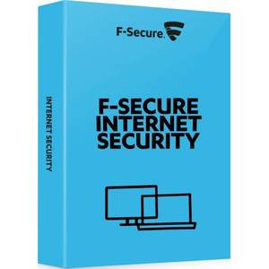 Antivirus F-Secure Internet Security (1year 1PC)