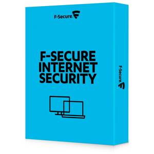 Antivirus F-Secure Internet Security (1year 1user)