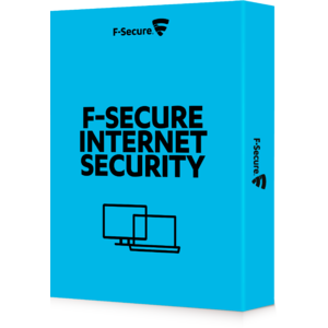 Antivirus F-Secure Internet Security (2year 1user)