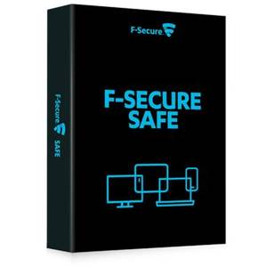 Antivirus F-Secure SAFE (1year 3 devices)
