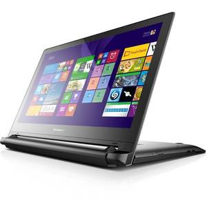 Laptop Lenovo Flex 2 15 inch HD Touch Intel Core i5-4210U 4GB DDR3 500GB HDD nVidia GeForce GT 820M 2GB Windows 8.1 Black Renew