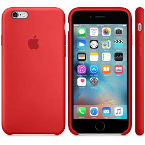 Husa Flip Cover Apple Red pentru iPhone 6s