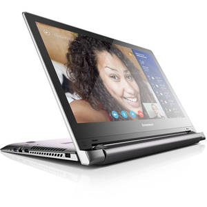 Laptop Lenovo Flex 2 14 inch Full HD Touch Intel Core i5-4210U 6GB DDR3 500GB+8GB SSHD Windows 8.1 Grey Renew
