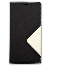 Husa Flip Cover Black pentru Leagoo Alfa5