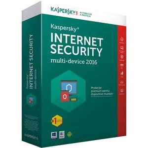 Kaspersky Internet Security 2016 2 USERI 1 AN NEW RETAIL