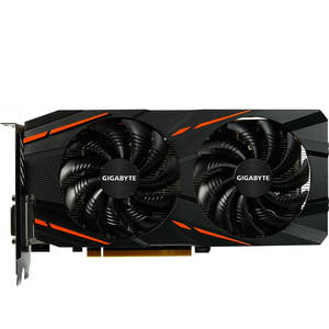 Placa video Gigabyte AMD Radeon RX 480 G1 Gaming 8GB DDR5 256bit