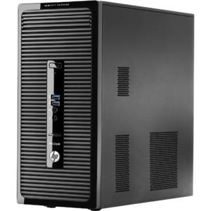 Sistem All in One HP ProDesk 400 G2 MT 20 inch LED Intel Core i3-4160 4GB DDR3 500GB HDD Black
