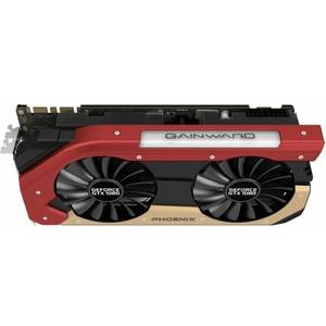 Placa video Gainward nVidia GeForce GTX 1080 Phoenix GS GLH 8GB DDR5X 256bit