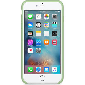 Husa Protectie Spate Apple iPhone 6s Plus Silicone Case - Mint