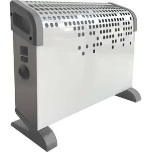Convector electric Ardes AR4C03 1800W 3 setari de caldura alb / gri