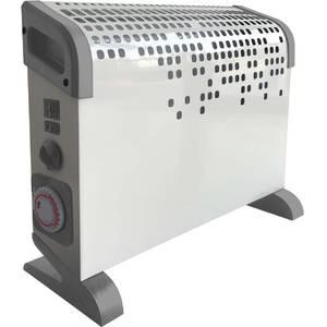 Convector electric Ardes AR4C03T 1800W timer 3 setari de caldura alb / gri