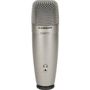 Microfon Samson C01U PRO USB Silver