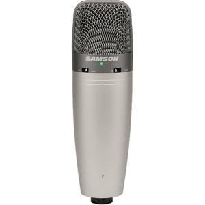 Microfon Samson C03U USB Silver