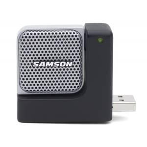 Microfon Samson Go Mic Direct Portable USB Silver