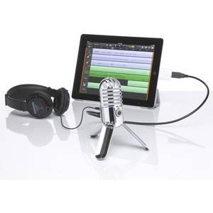 Microfon Samson Meteor Mic USB Silver
