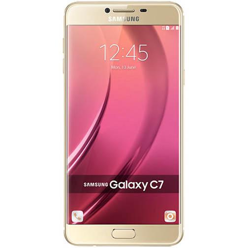 Smartphone Galaxy C7 C7000 64gb Dual Sim 4g Gold