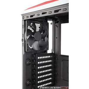 Carcasa Corsair Carbide Series SPEC-ALPHA White Red