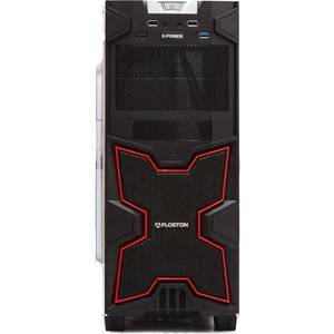 Carcasa Floston X-POWER Black