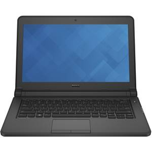 Laptop Dell Latitude 3350 13.3 inch HD Intel Core i3-5005U 4GB DDR3 128GB SSD Windows 7 Pro upgrade Windows 10 Pro Black