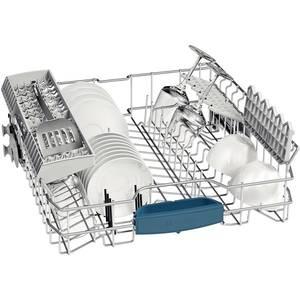 Masina de vase incorporabila Bosch SMV53L60EU A++ 12 seturi 5 programe alba