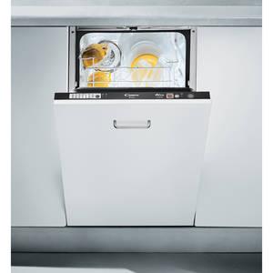 Masina de vase incorporabila Candy CDI 9P50/E-S A+ 9 seturi 7 programe alba