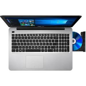 Laptop Asus Vivobook X556UQ-XX016D 15.6 inch HD Intel Core i5-6200U 4GB DDR4 1TB HDD nVidia GeForce 940MX 2GB Dark Blue