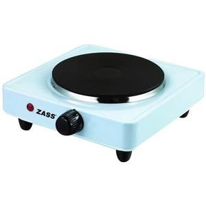 Plita electrica Zass ZHP 04 1 arzator 1000W alba
