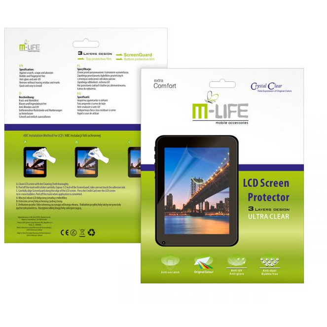Folie protectie tableta ML0441 pentru Apple iPad 3 9.7 inch thumbnail