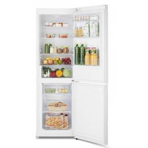 Combina frigorifica Heinner HC-325A+ 325l alba