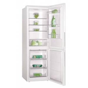 Combina frigorifica Heinner HCNF-317A+ No Frost 317l alba