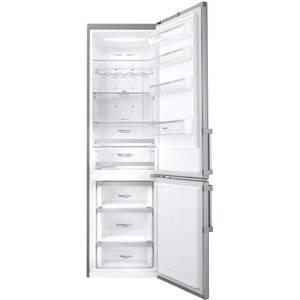 Combina frigorifica LG GBB60PZFZB A++ 343l argintie