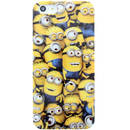 Multi Minions Gri pentru Apple iPhone 6, iPhone 6S
