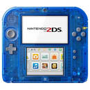 2DS Blue Yokai Watch GDG