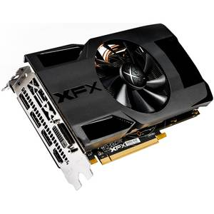 Placa video XFX AMD Radeon RX 470 SingleFan TripleX 4GB 256bit
