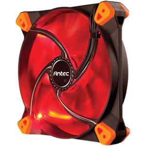 Ventilator pentru carcasa Antec True Quiet 120 mm Red