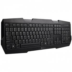 Tastatura gaming Genesis RX22 USB Black